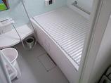 バスルームリフォーム冬でも全体が温かく掃除のしやすい浴室